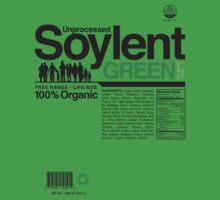 Contents: Unprocessed Soylent Green Kids Tee