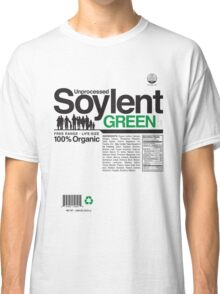 Contents: Unprocessed Soylent Green Classic T-Shirt