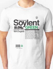Contents: Unprocessed Soylent Green T-Shirt
