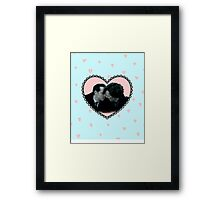 Plausible Theory  Framed Print