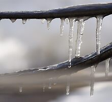 Chair with Icicles by alexisyael
