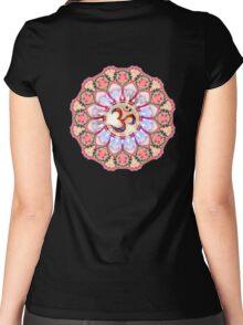 AUMandala 2011 Women's Fitted Scoop T-Shirt