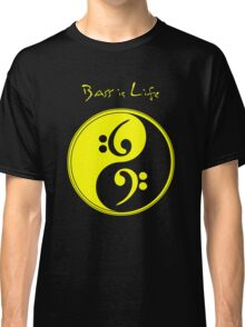 Bass is Life Classic T-Shirt