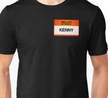 NAMETAG TEES - KENNY Unisex T-Shirt
