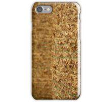 Straw Bale iPhone Case/Skin