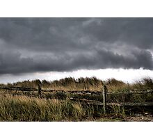 Storm Front Photographic Print