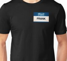 NAMETAG TEES - FRANK Unisex T-Shirt