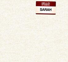 NAMETAG TEES - SARAH Hoodie