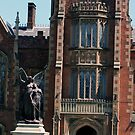 Queen's University, Belfast by aquinnahimages
