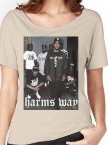 Hardcore rap Women's Relaxed Fit T-Shirt