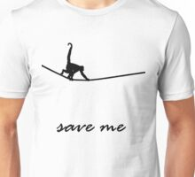 save the forest Unisex T-Shirt