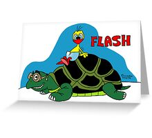 Rick the chick & Friends - Flash Greeting Card