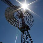 Windmill Flare * Australian Stockmans Hall Of Fame Longreach by Deon Mackay
