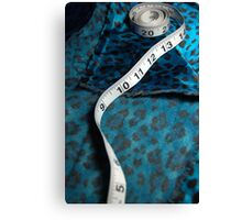 Measuring Tape Canvas Print