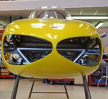 F1 156 FERRARI SHARKNOSE by codriver