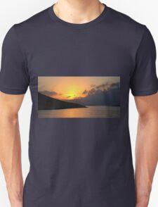Sunrise on Halki T-Shirt