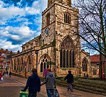YORK...!! by vaggypar
