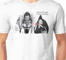 Would You Like to eat an Apple, Ryuk? Unisex T-Shirt