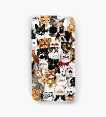 #Catminaproject by Jimiyo Samsung Galaxy Case/Skin