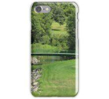 Bridge on a Golf Course iPhone Case/Skin