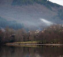 smoke rising by lou46130