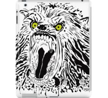 Keep Off The Moors (Black Variant) iPad Case/Skin