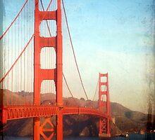 Vintage Golden Gate Bridge by csouzas