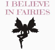 I believe in fairies by chantelle bezant