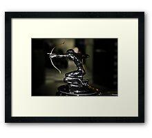Pierce Arrow Hoodie Framed Print