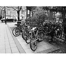 Nine Million Bicycles Photographic Print