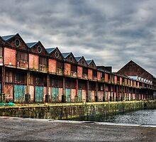 Sugar Warehouses by David Brown