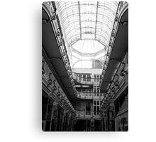 Manchester's Barton Arcade Canvas Print