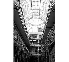 Manchester's Barton Arcade Photographic Print