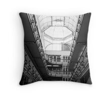 Manchester's Barton Arcade Throw Pillow