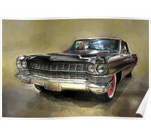 1964 Cadillac Poster