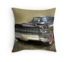 1964 Cadillac Throw Pillow