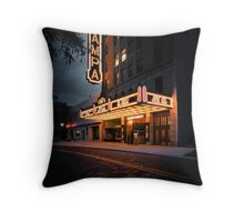 the tempest at tampa theatre Throw Pillow
