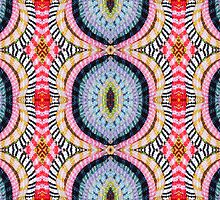 Beaded Wallpaper by Ginny Schmidt