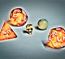 Pirate Dice by James Zickmantel
