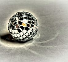 Mini Mirror Ball by James Zickmantel