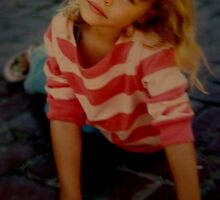 SYDNEY, MY LITTLE GRANDAUGHER.. by Sherri     Nicholas