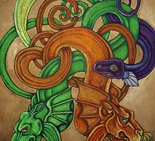 Dragons! by Lynnette Shelley
