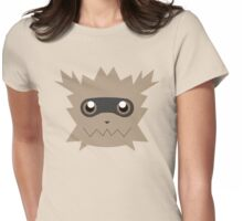 TinyRaccoon Womens Fitted T-Shirt