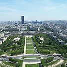 View from the Eifel Tower 2 by rocperk
