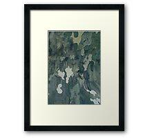 """""""Undercover"""" Framed Print"""