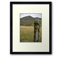 """Mountain Life""  Framed Print"