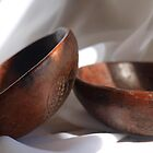 Hand Carved Bowls-Africa by Cali Maxie