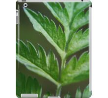 Close up to nature  iPad Case/Skin