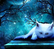 Ghost Cat by Kerri Ann Crau