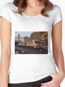 Waverley Wave-Off Women's Fitted Scoop T-Shirt